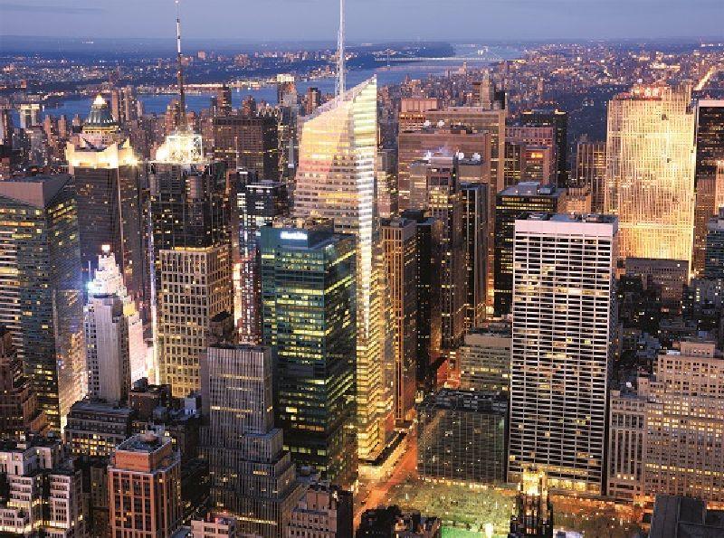 Puzzle midtown Manhattan, 1500 pcs