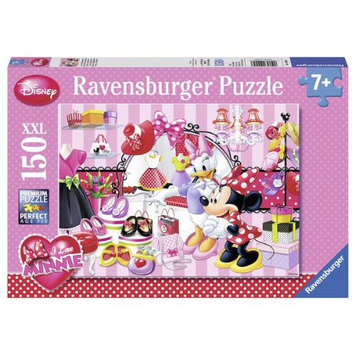 Puzzle disney minnie mouse, 24 pcs