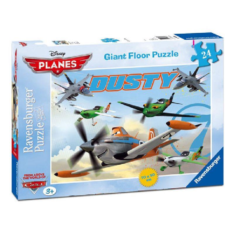 Puzzle disney neinfricatul dusty, 24 pcs