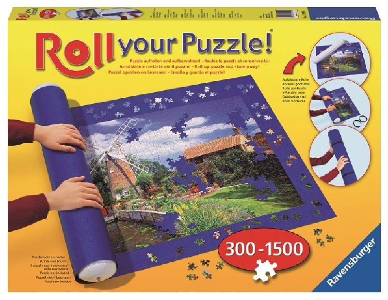 Suport pt rulat puzzle-urile