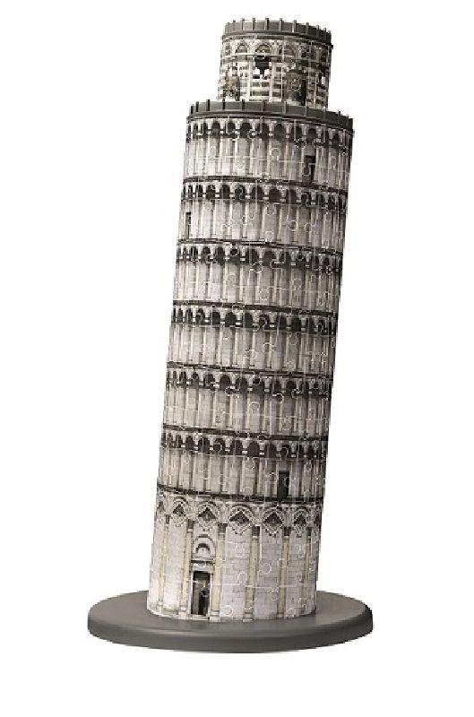 Puzzle 3D Turnul din Ppisa, 216 pcs