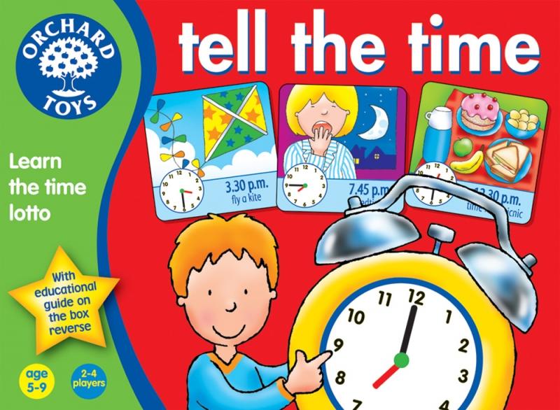 Joc loto - Cat este ceasul?