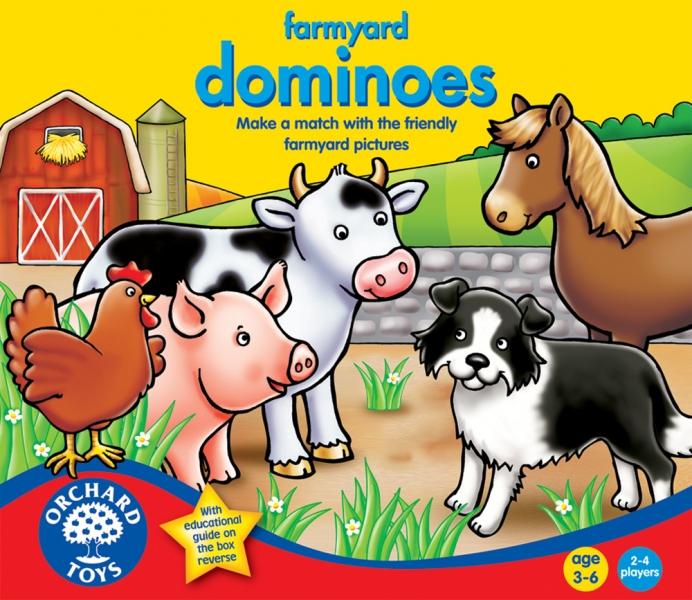 Joc domino - La ferma