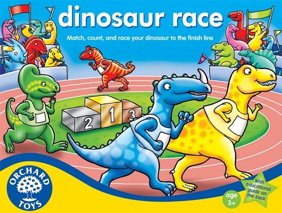Joc Cursa dinozaurilor