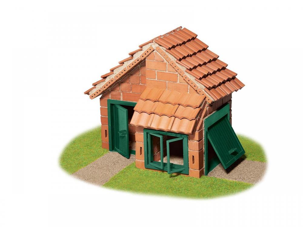 Set constructie caramizi, casa...