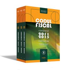 CODUL FISCAL COMPARAT 2013-2014 COD+NORME