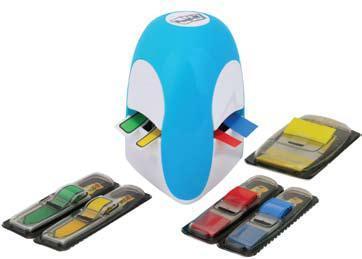 Dispenser Post-it® I ndex Tridex