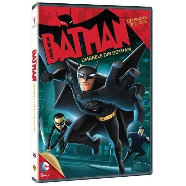 BEWARE THE BATMAN Season 1 Vol 1
