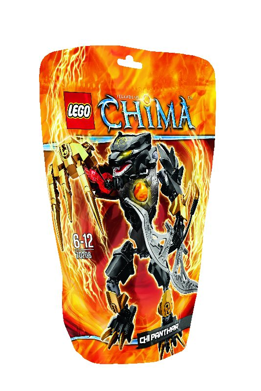 Lego Chima Chi Panthar
