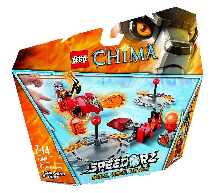 Lego Chima Lupul de Foc