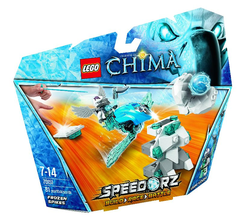 Lego Chima Vulturul de Gheata