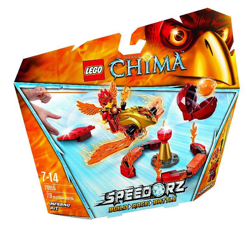 Lego Chima Adancul infernului