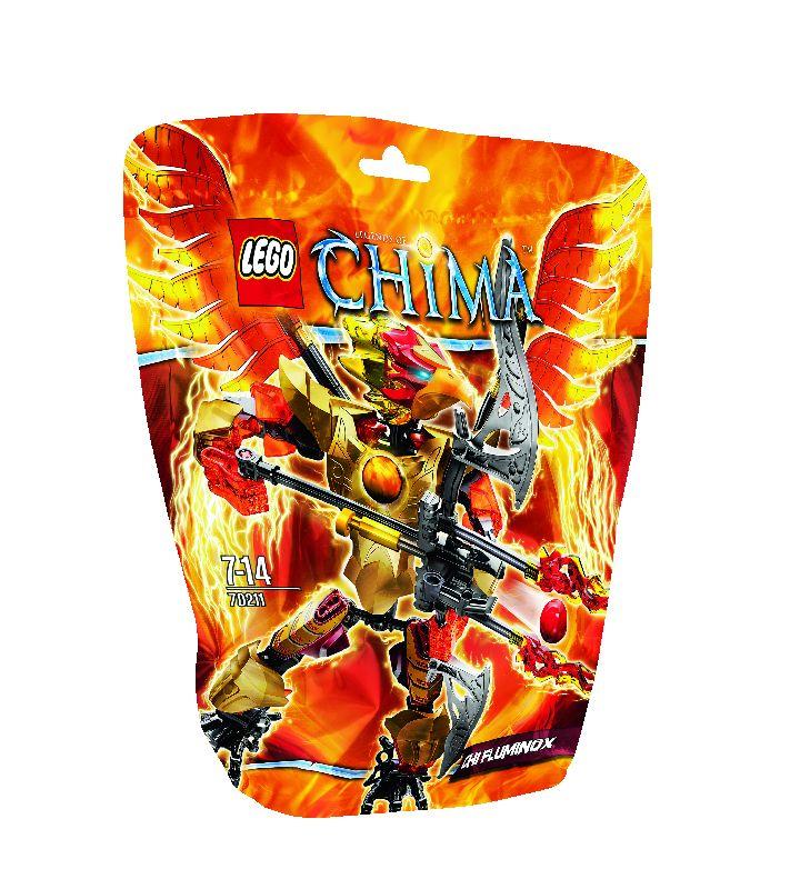Lego Chima Chi Fluminox