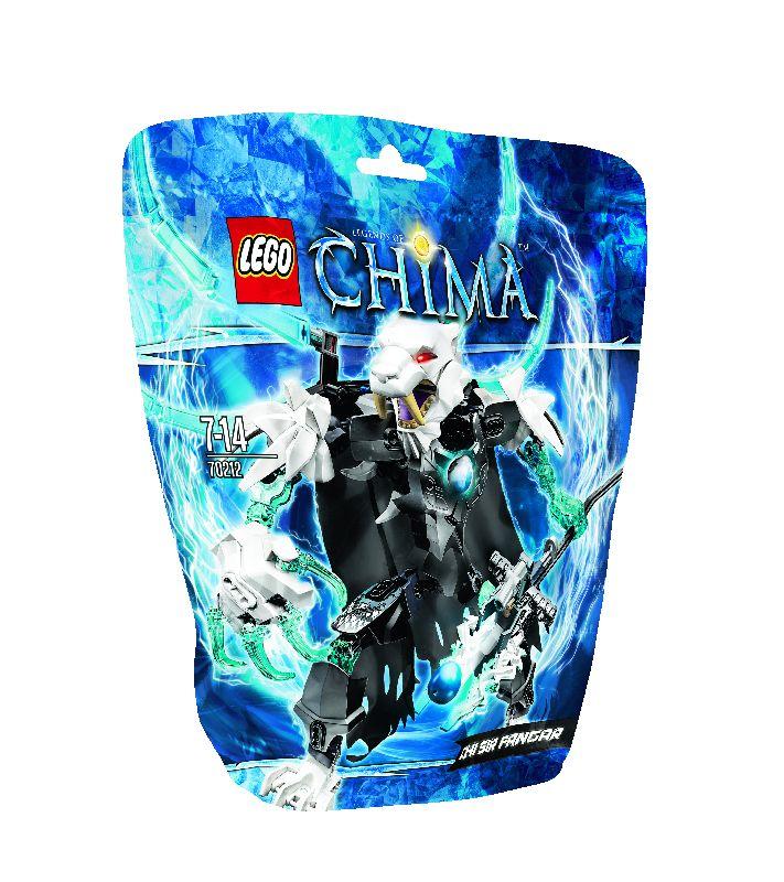 Lego Chima Chi Sir Fangar