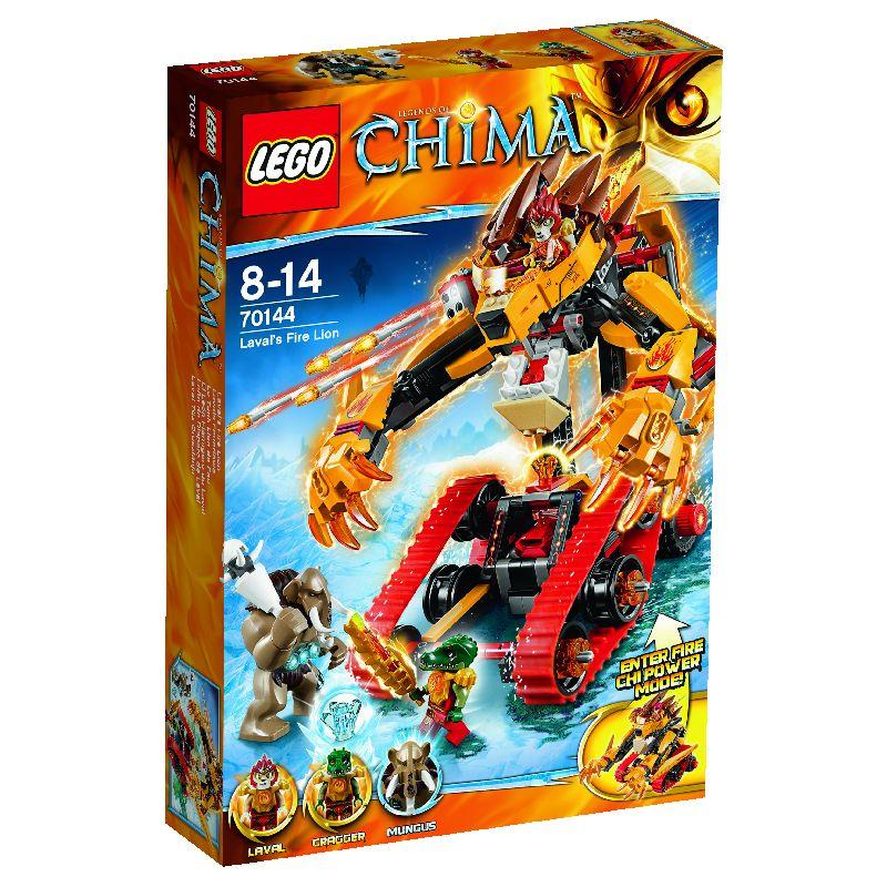 Lego Chima Leul de foc al lui Laval