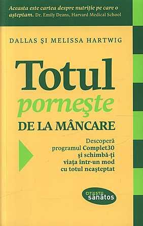 TOTUL PORNESTE DE LA MANCARE
