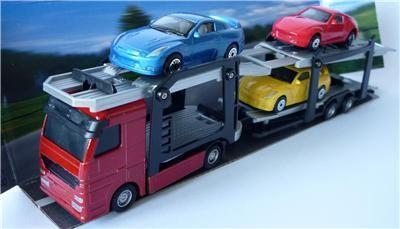 Set vehicule 1:60/1:64 Teamsterz