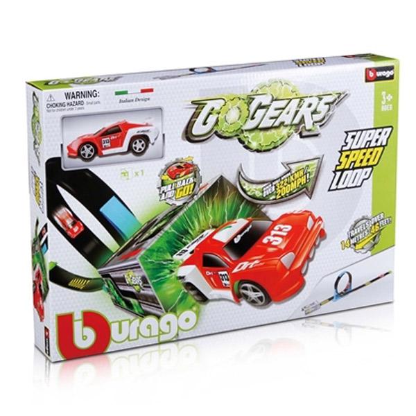 Masinuta Go Gear loop Bburago