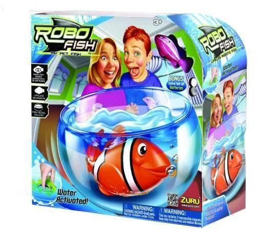 Set robofish tropical cu acvariu