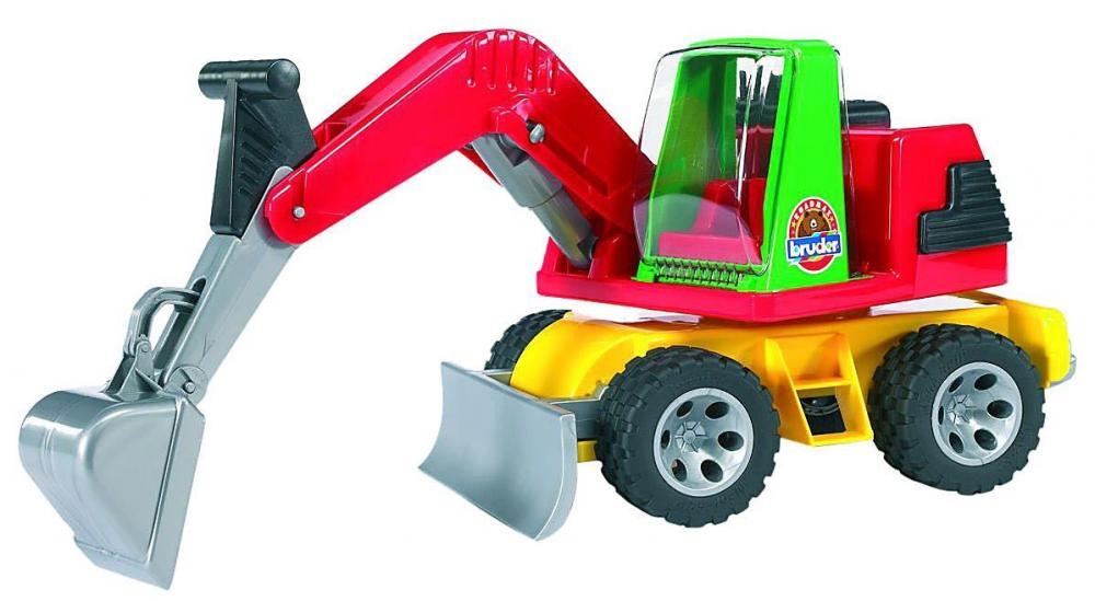 Excavator RoadMax