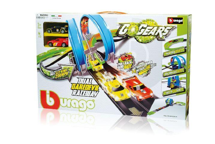 Set Go gear dual daredevil raceway