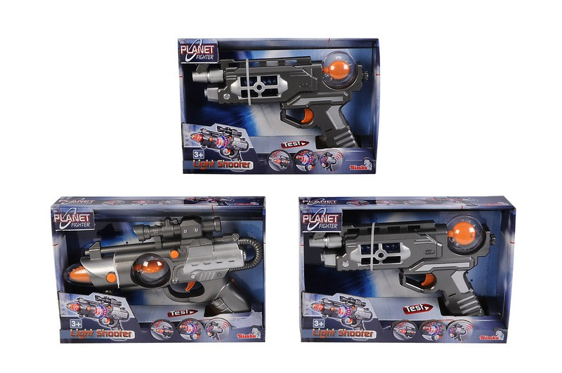 Pistol light shooter 22 cm