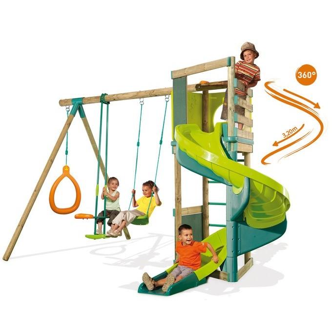Centru de joaca CopiiAlpes Plus,Smoby