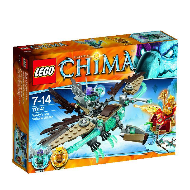 Lego Chima Planorul de gheata