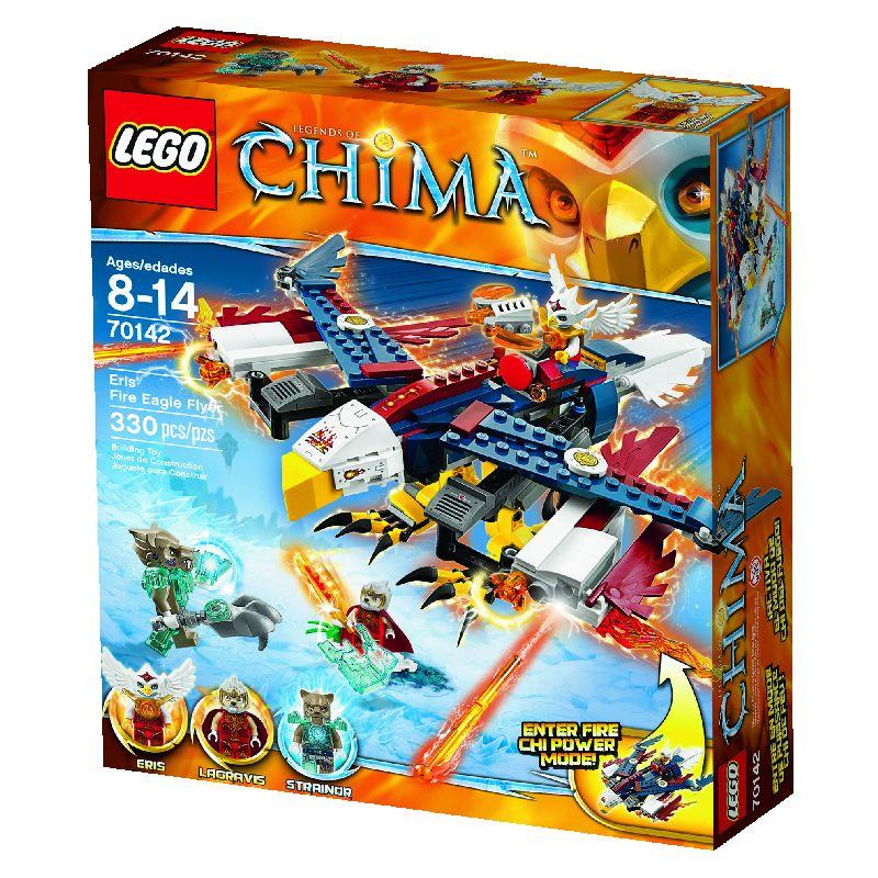Lego Chima Nava zburatoare