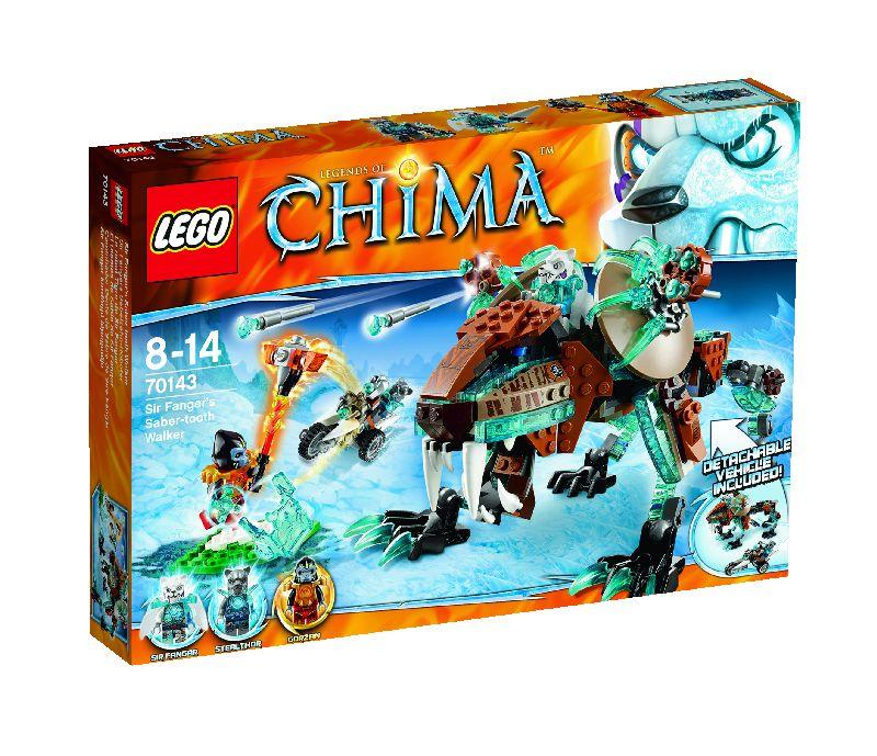Lego Chima Robotul cu picioare