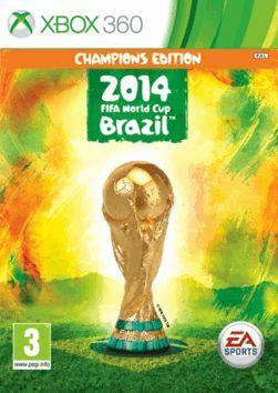 FIFA WC BRAZIL CHAMPIONS EDITION - XBOX360