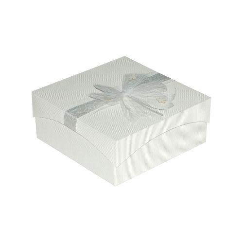 Cutie cadou Splendor P20,alb Amarige