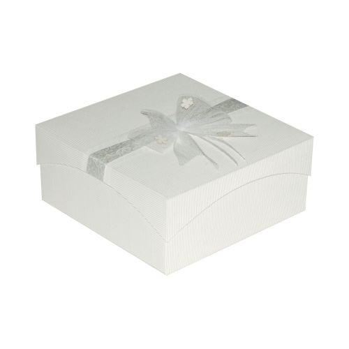 Cutie cadou Splendor P23,alb Amarige