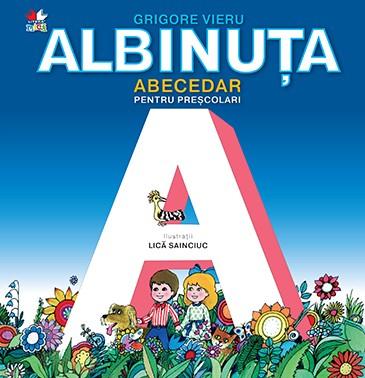 ABECEDAR ALBINUTA EDITIA 3