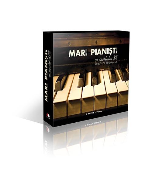 CD MARI PIANISTI AI SECOLULUI XX. PACHET 6 VOLUME
