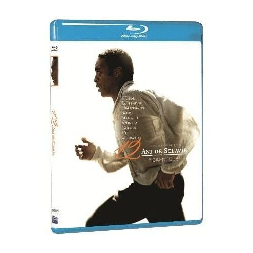 BD: 12 YEARS A SLAVE - 12 ANI DE SCLAVIE