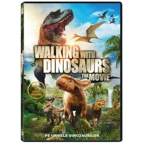 WALKING WITH THE DINOSAURS