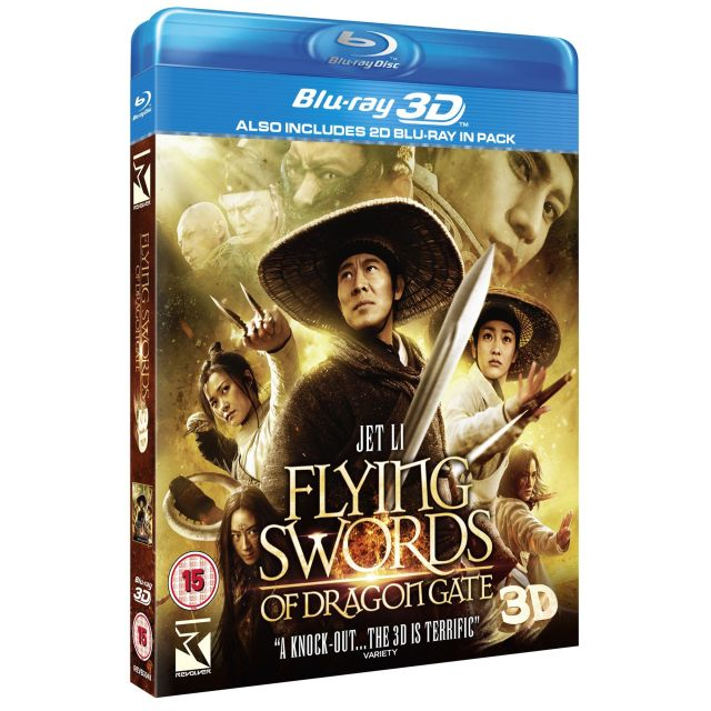 BD: FLYING SWORDS OF DRAGON GATE 3D