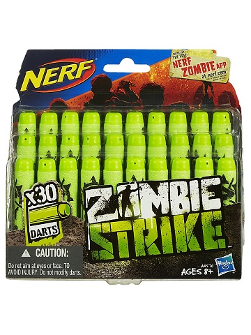 Set 3 refill Zombie Strike