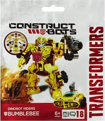 Robot/vehicul Construct Bots Riders Tra 4