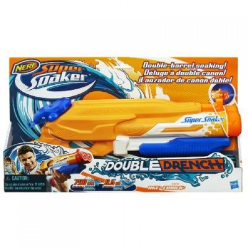 Blaster cu apa SuperSoaker Duble Drench