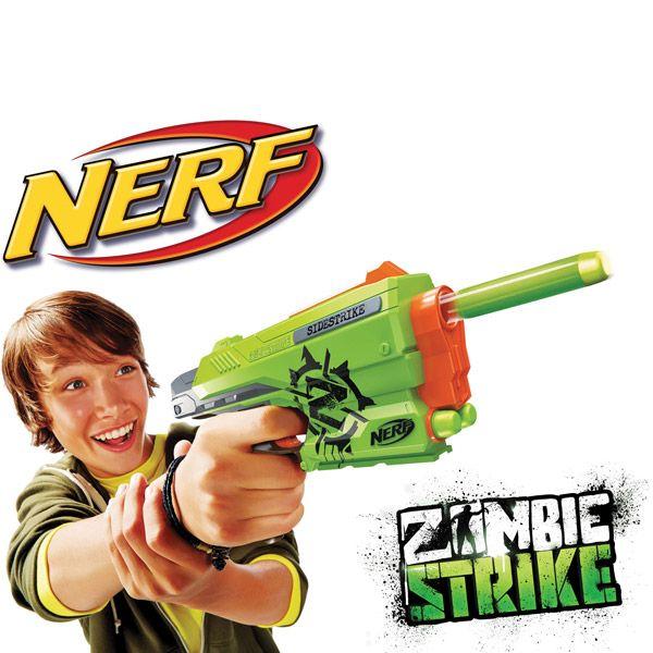 Blaster ZombieStrike Sidestike