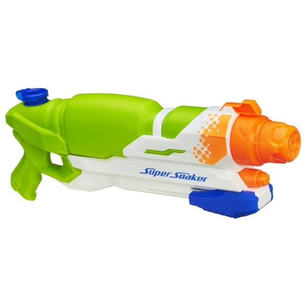 Blaster cu apa SuperSoaker Barrage