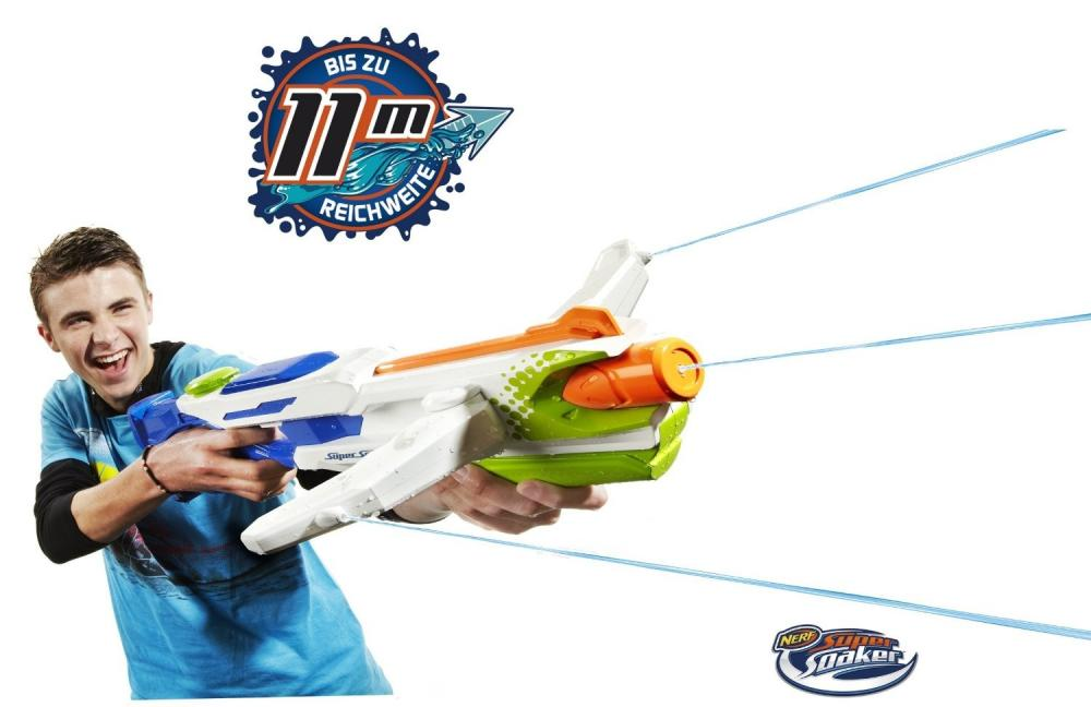 Blaster cu apa SuperSoaker Crossbow