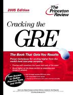 CRACKING GRE 2005 .