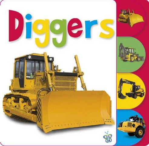 TABBED DIGGERS (BUSY BA BY)