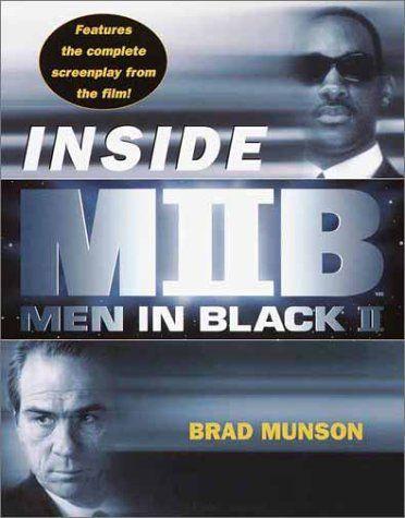 INSIDE MAN IN BLACK II .