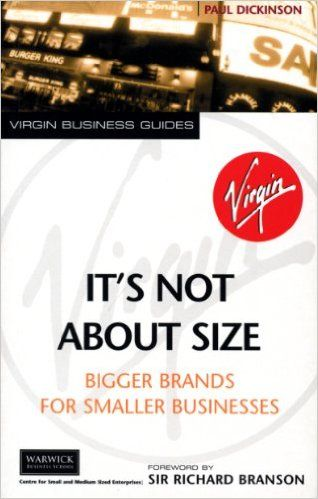 IT`S NOT ABOUT SIZE .