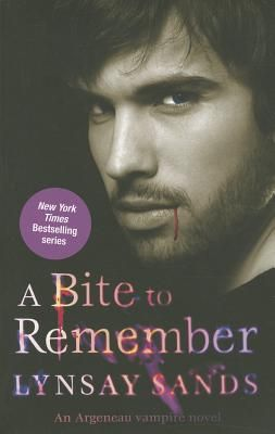 A BITE TO REMEMBER: AN ARGENEAU VAMPIRE NOVEL