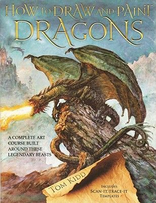 HOW TO DRAW AND PAINT D RAGONS